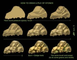 Stones - TUTORIAL