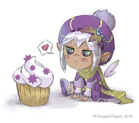 Sweet, sweet cake