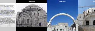 Hurva Synagogue 1864-2010