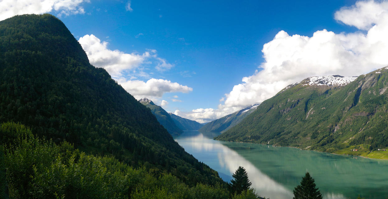 Norway (3) by LorcanPL
