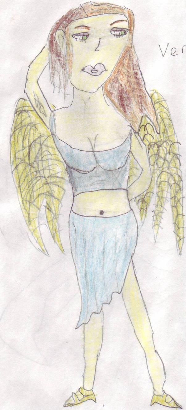 Venus Valeintine by asitex
