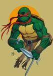 turtle mutant ninja