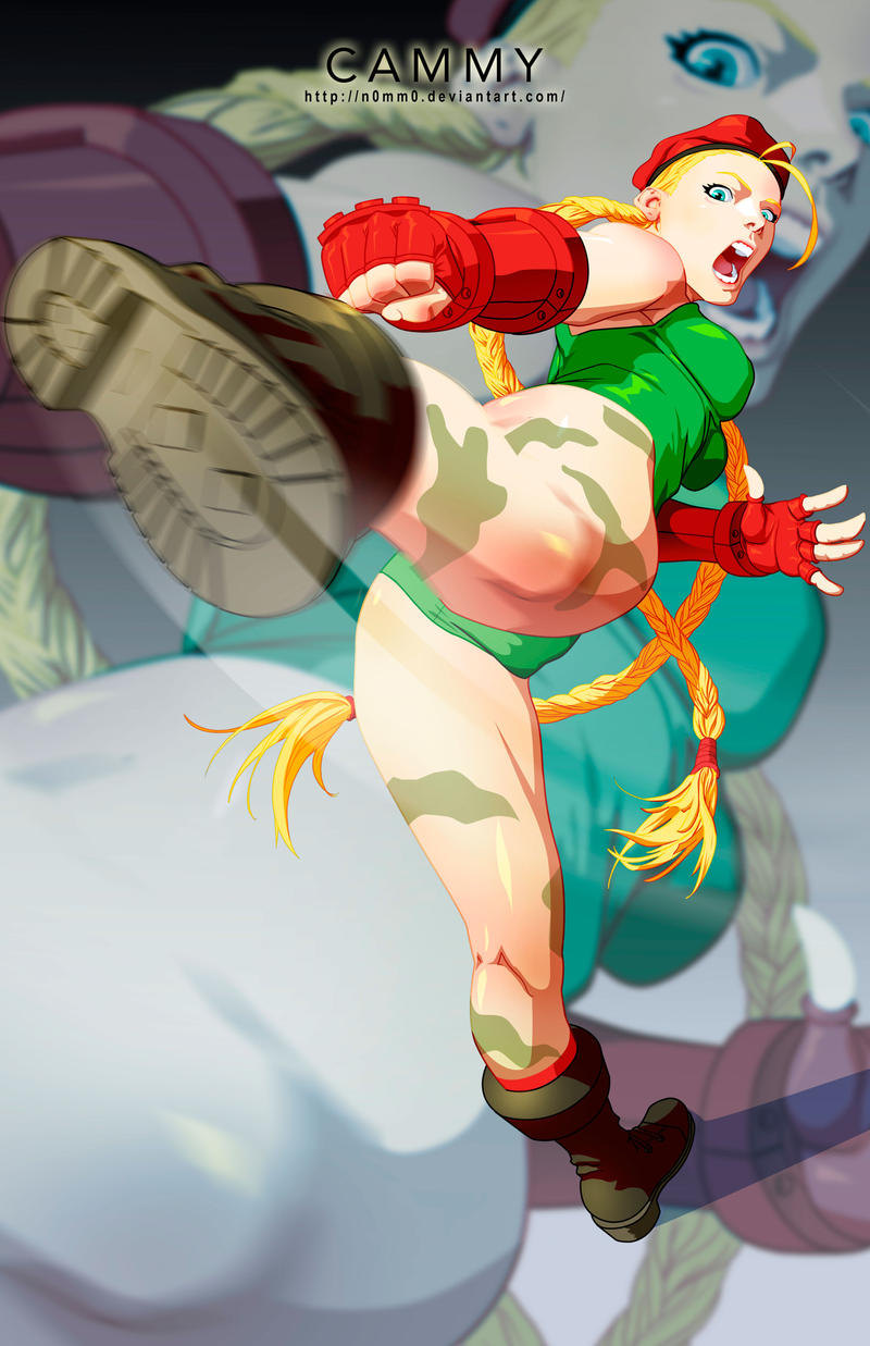 Cammy by N0mm0