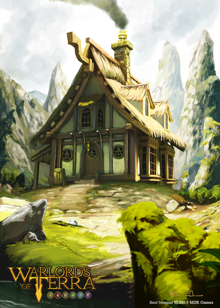 Casa del Druida by N0mm0