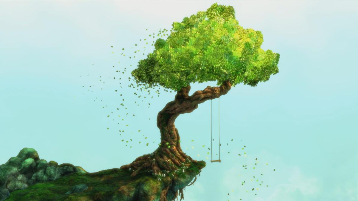 Tree Swing Tree Swing 1 By Tico Machi On Deviantart
