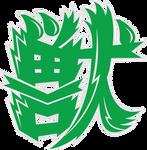 R/B Crystal Beast Logo