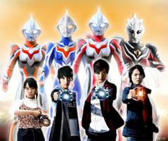 Ultraman Nexus Next Generation