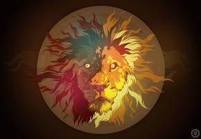 Lion of Judah by JTorrevillas