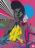 Cindi: A Janelle Monae Fan Art by JTorrevillas