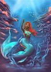 Ariel by JTorrevillas
