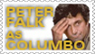 Columbo Stamp by engineerJR