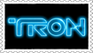 TRON Stamp by engineerJR