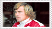James Hunt Stamp by engineerJR