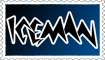 Iceman Stamp by engineerJR