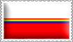 Polish Rainbow Flag Stamp by engineerJR