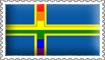 Swedish Rainbow Flag Stamp by engineerJR