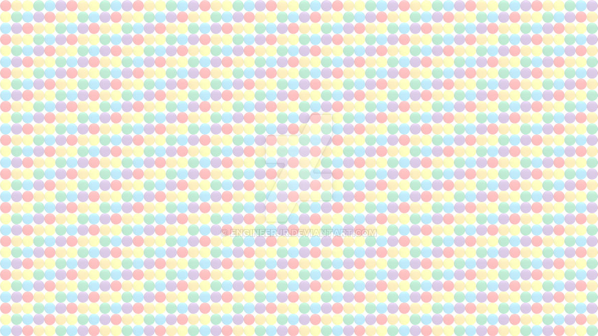 Pride Dots Wallpaper Two by engineerJR