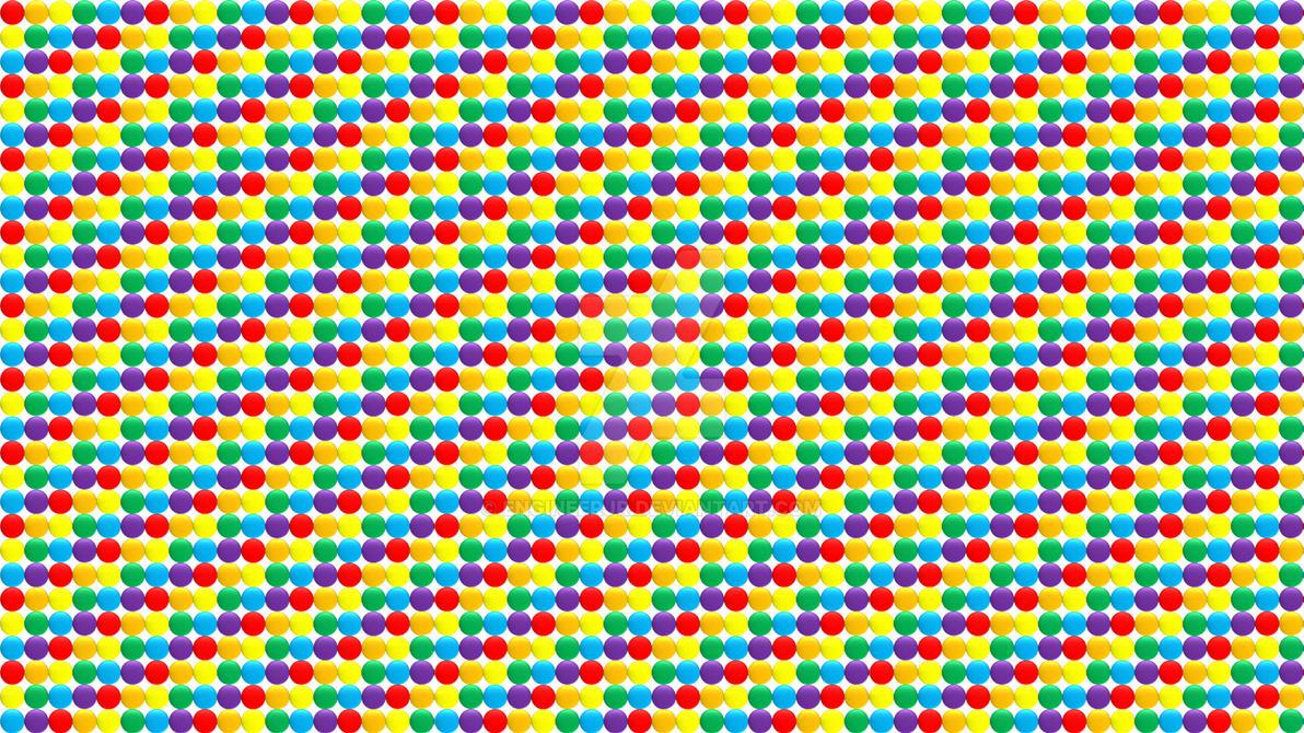 Pride Dots Wallpaper One by engineerJR