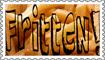 Fritten Stamp by engineerJR