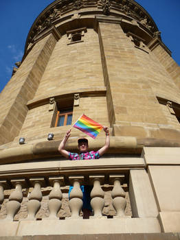 CSD Mannheim 2012 Water Tower I