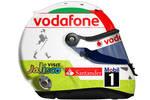 Sergio Perez Helmet 2013 by engineerJR