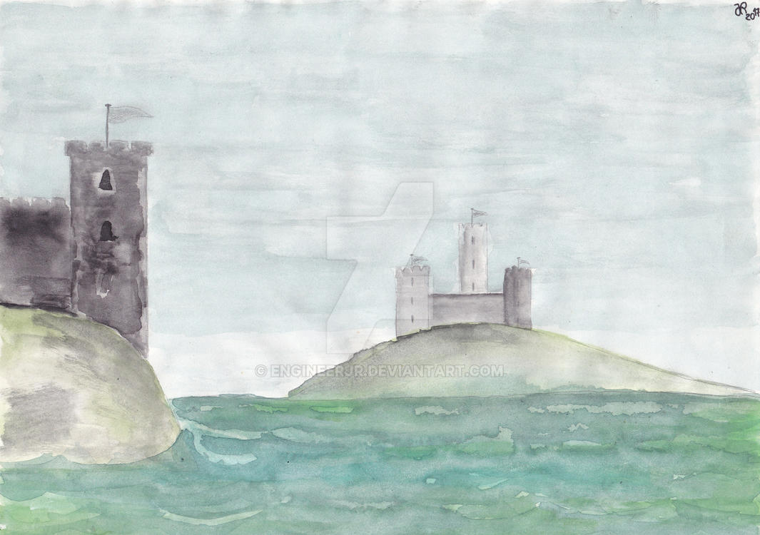 Iron Islands by engineerJR