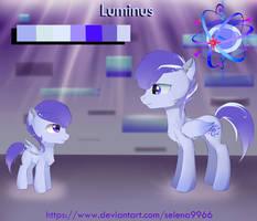 My OC - Luminus