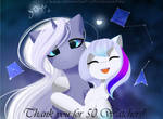 Thank you for 50 Watchers! by Selena9966