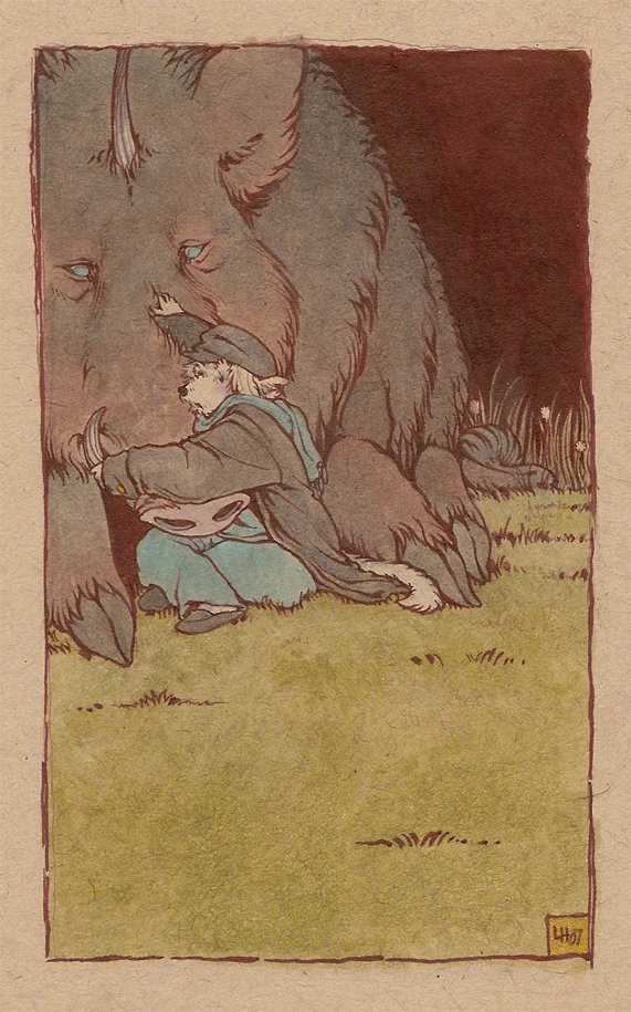 don't be scared by luve