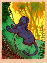 skbk panther by luve
