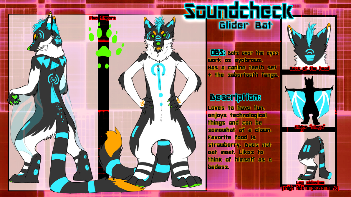 Soundcheck ref by LuxuryCat