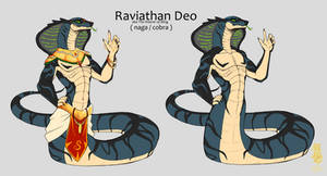 Raviathan Deo ref