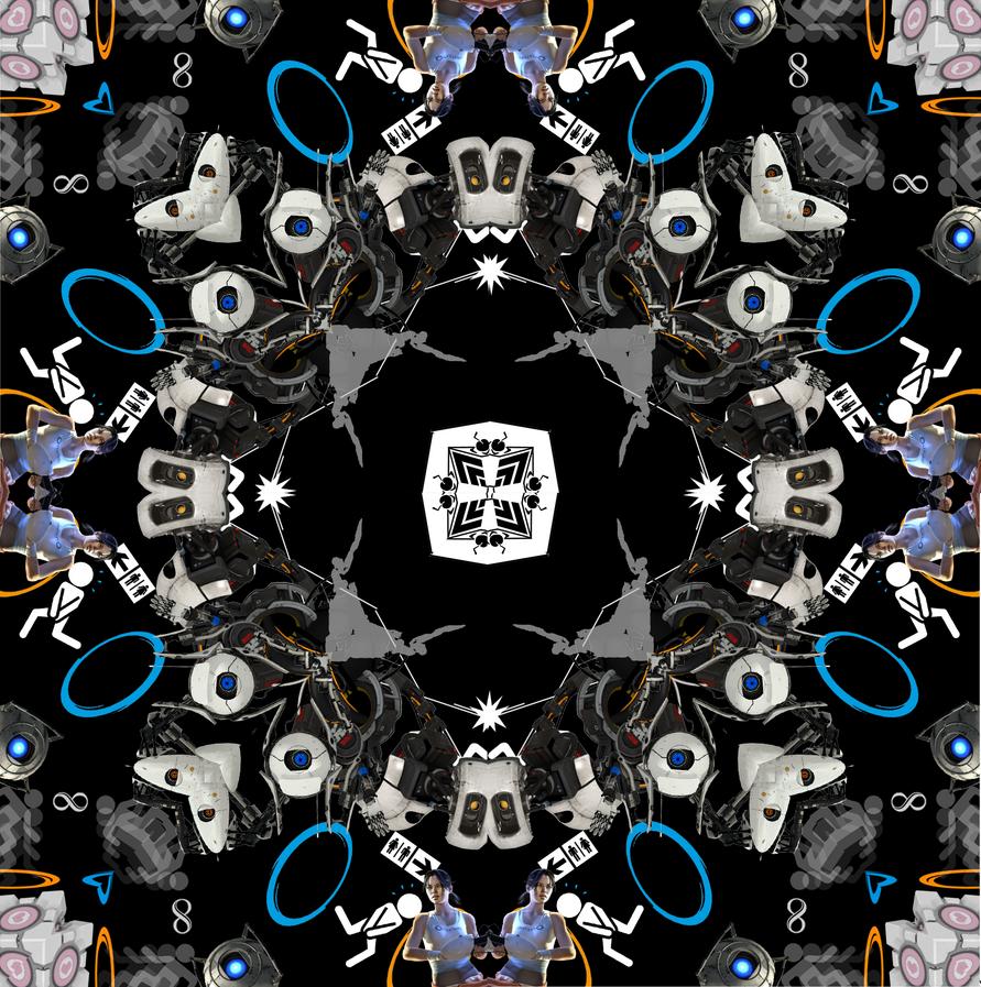 Portal - Kaleidoscope by Ibrahim77x