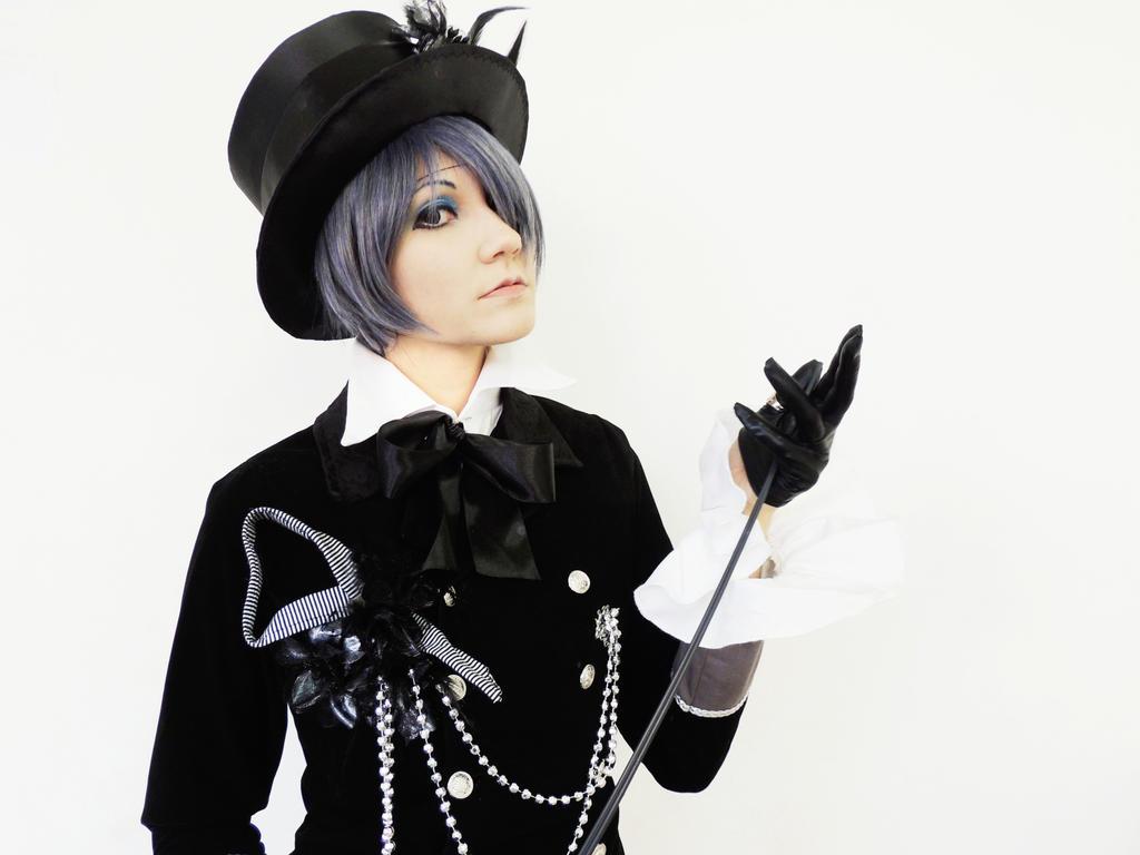 Black Butler - Earl Phantomhive by Pandora-Hazel