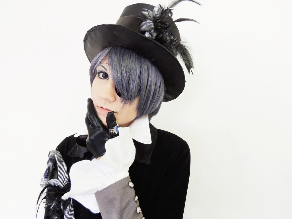 Black Butler - Earl Phantomhive II by Pandora-Hazel