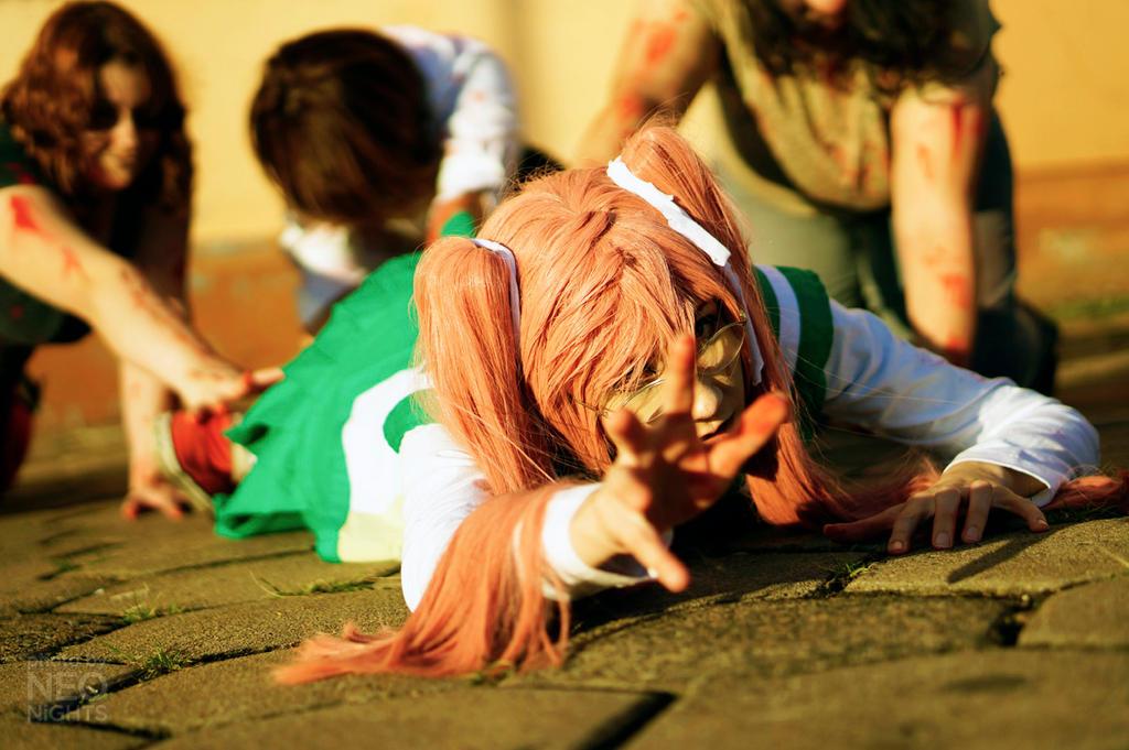 Go away!!! by Pandora-Hazel