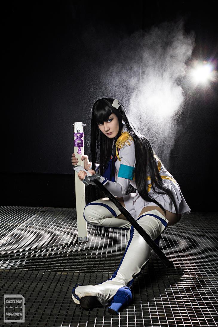 Kill la Kill - kiryuin satsuki by Pandora-Hazel