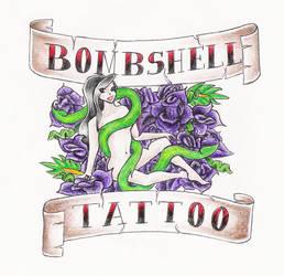Bombshell Tattoo by BombshellTattoo