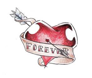 forever by BombshellTattoo