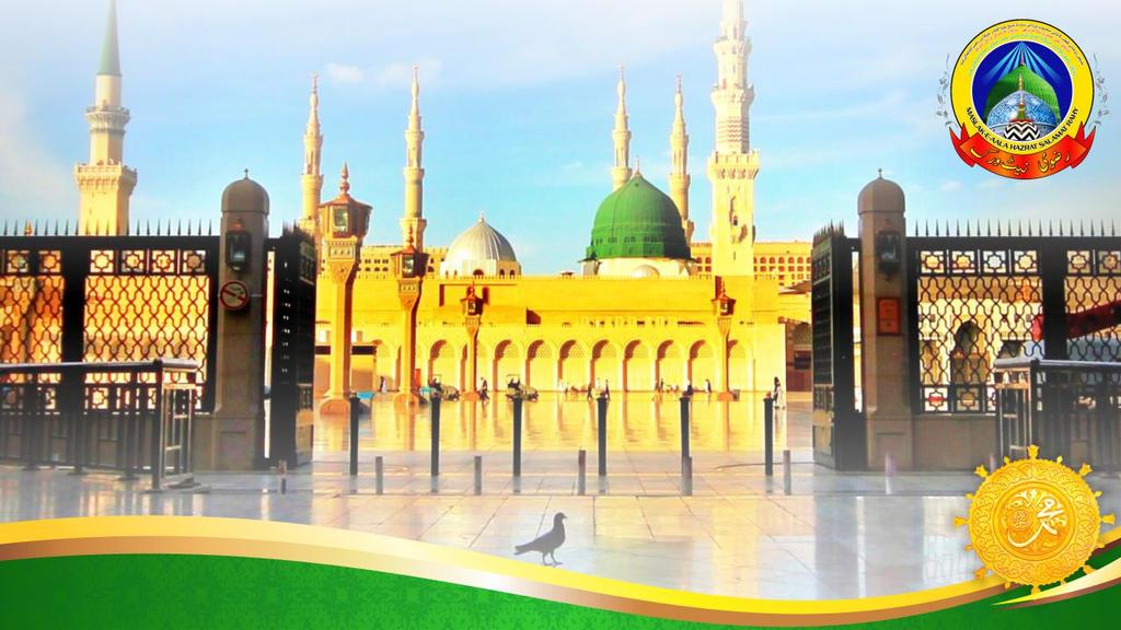 Masjid Al Nabwi Madina Wallpaper by SHAHBAZRAZVI on DeviantArt