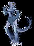 Salamandrian warrior