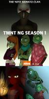 TMNT NG SERIES by Tamersworld