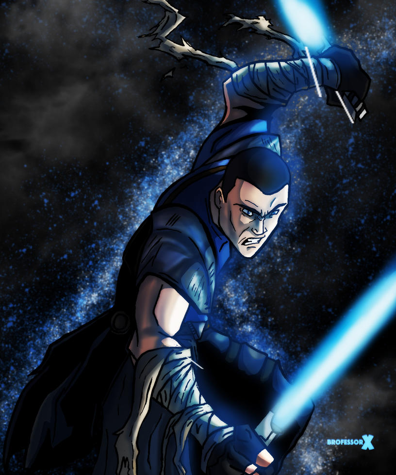 Starkiller-May the 4th Be With You! by BrofessorX