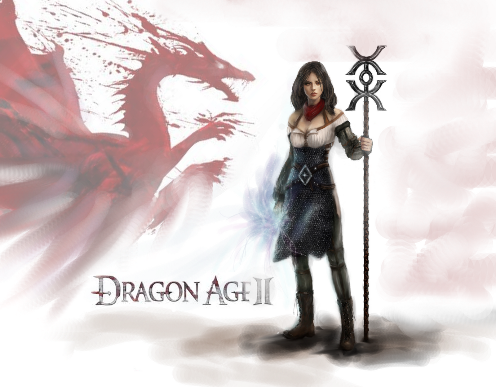 Bethany Dragon Age II by KHcode