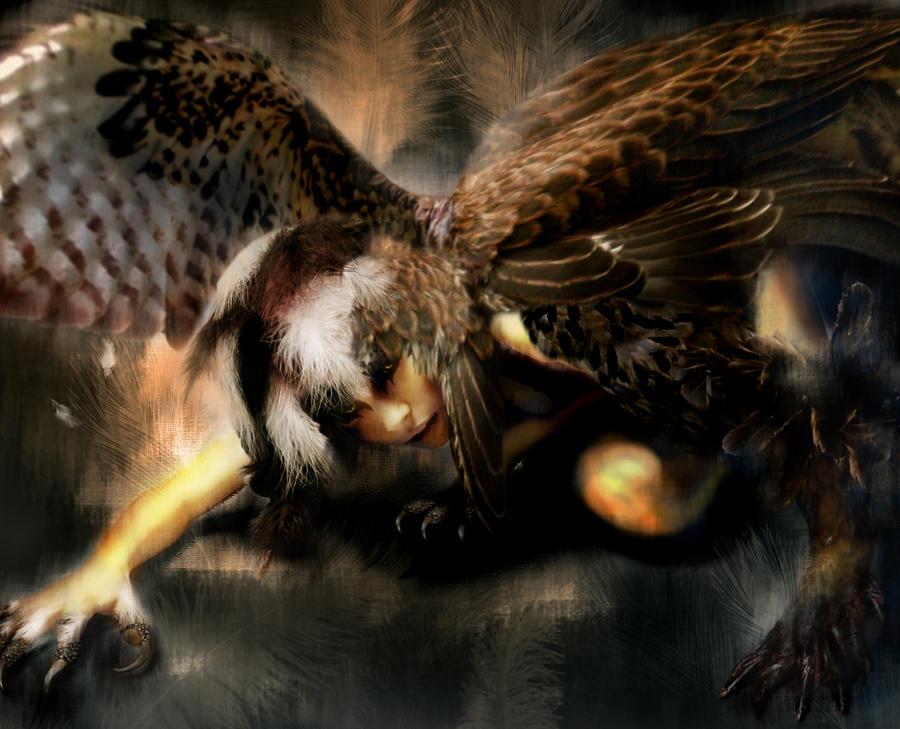 Harpy by KHcode