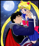 Sailor Moon + Endymion COLLAB