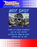 HOT SHOT Title Page by TFASpotlight