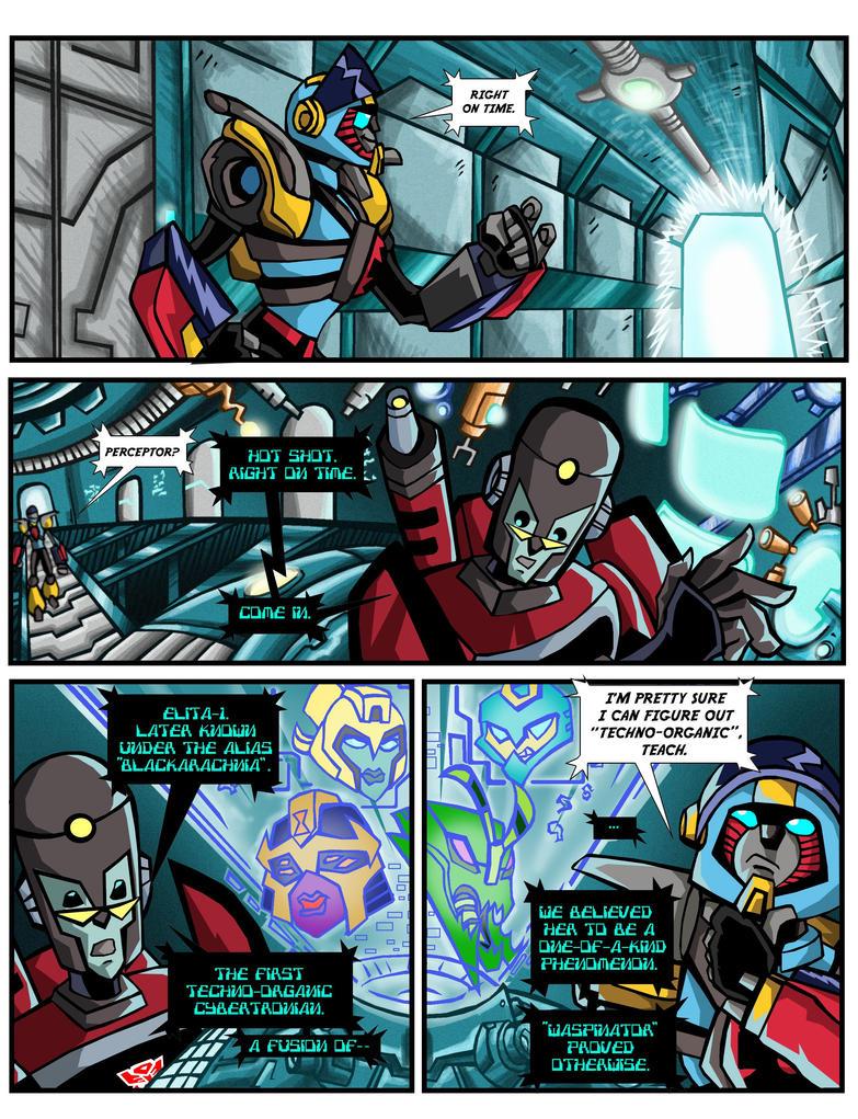 [Pro Art et Fan Art] Artistes à découvrir: Séries Animé Transformers, Films Transformers et non TF - Page 3 Hot_shot_01_by_tfaspotlight-d3aw3cv