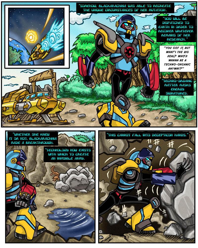 [Pro Art et Fan Art] Artistes à découvrir: Séries Animé Transformers, Films Transformers et non TF - Page 3 Hot_shot_02_by_tfaspotlight-d3aw4po
