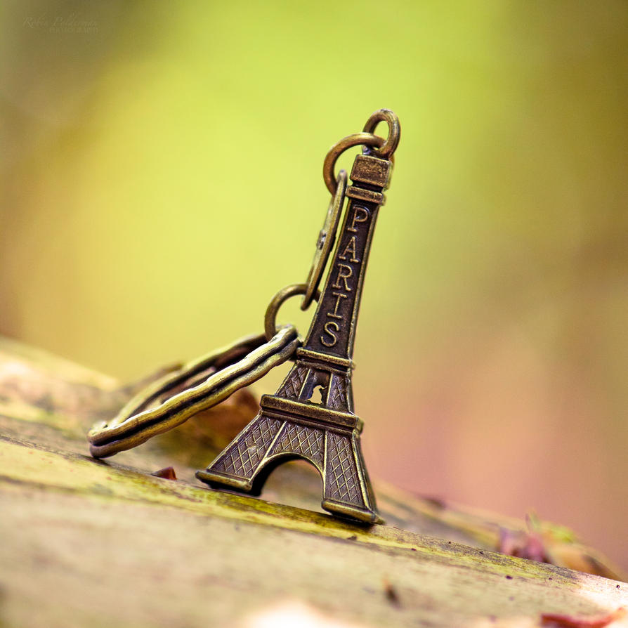 Memories of Paris by Pamba